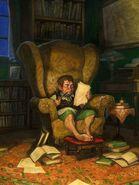 Reading hobbit
