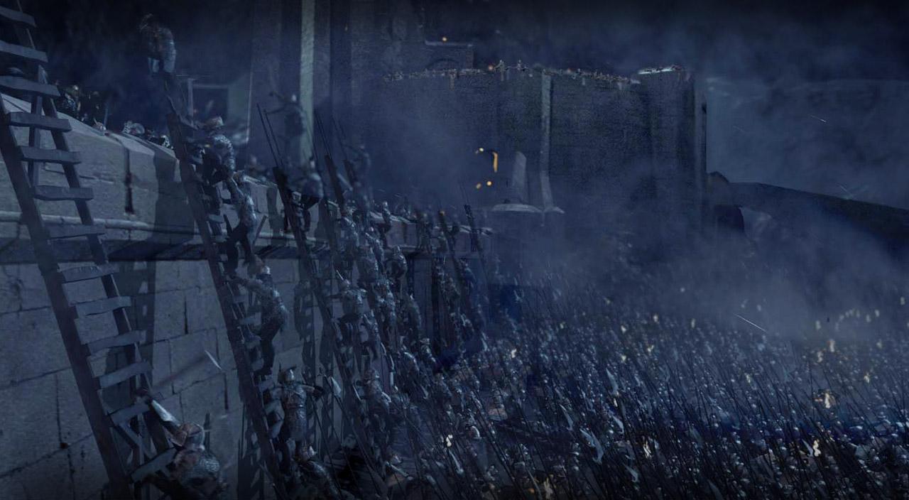 Battle of the Hornburg