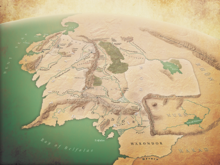 14. Middle Earth at the Start of the Fourth Age by Jamie Whyte