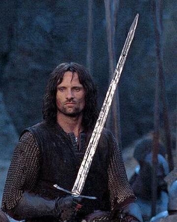 Aragorn Ii Der Herr Der Ringe Wiki Fandom