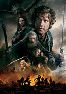 The Hobbit The Battle of the Five Armies poster 2
