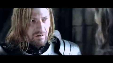 The Lord of the Rings The Two Towers-Boromir Extended Edition