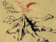 The lonely mountain by 15ath-d70jjes.jpg