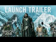 Middle-earth- Shadow of War - Official Launch Trailer