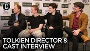 Tolkien (2019) Cast and Director pre-release interview