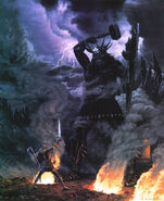 Morgoth-fights-Fingolfin-Ted-Nasmith