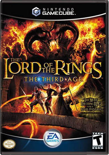 The Lord Of The Rings The Third Age The One Wiki To Rule Them All Fandom