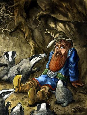 Badger-folk