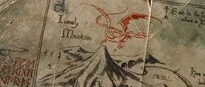 Lord of the Rings of Lonely Mountain