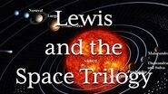 Tolkien and Lewis Hobbit to Space Trilogy