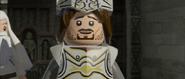 Lego lotr King Aragorn
