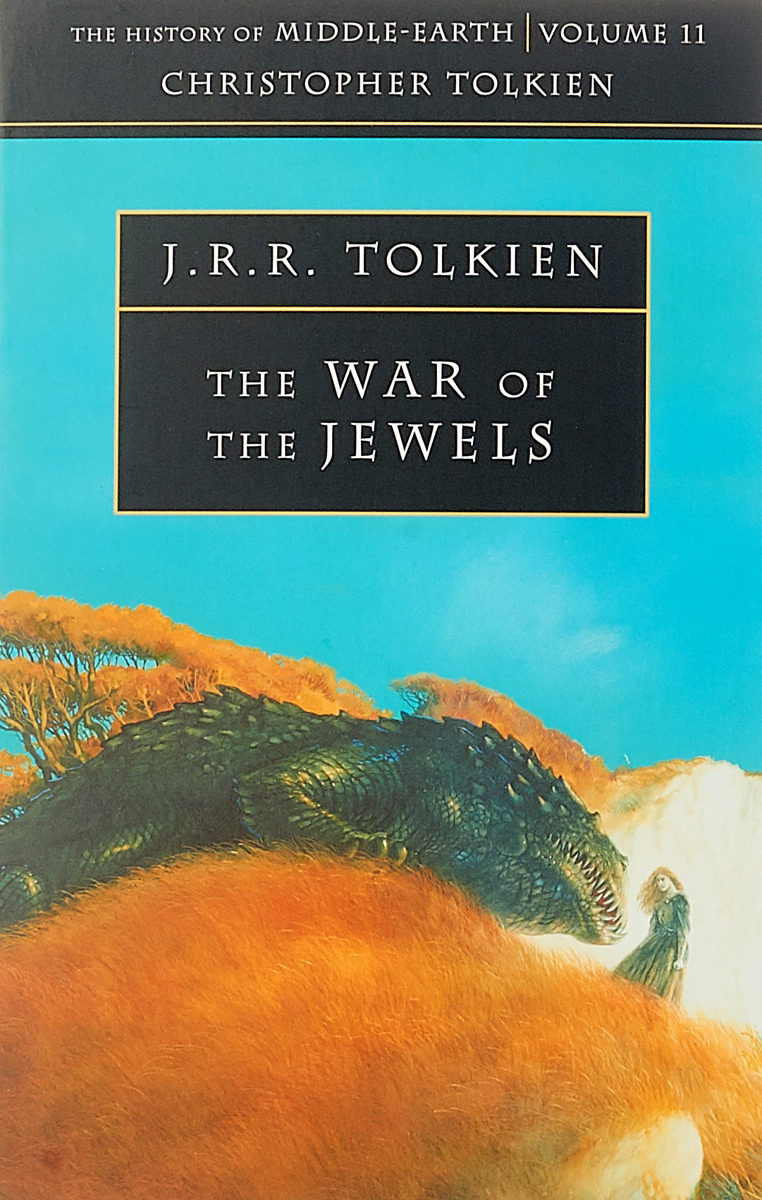 The War of the Jewels (book)