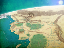 5. Beleriand and the North in the First Years of the Sun by Jamie Whyte