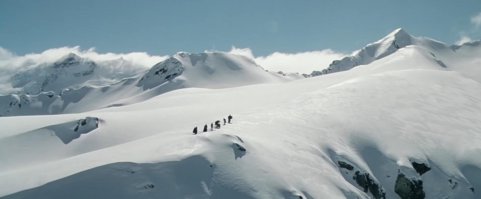 Mountains of Moria