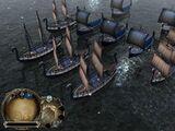Флот Гондора