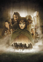 The Lord of the Rings The Fellowship of the Ring poster 2