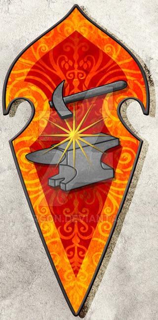 Haus des Hammers des Zorns