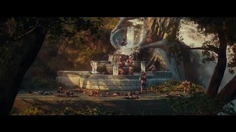 Hobbit - Kąpiel krasnoludów (Edycja Rozszerzona HD)