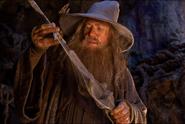 Gandalf and Glamdrin