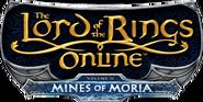 Lotro Mines of Moria logo
