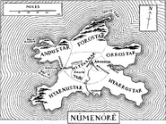Numenore, by Christopher Tolkien