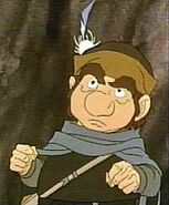 Samwise in 1980's Return of the King