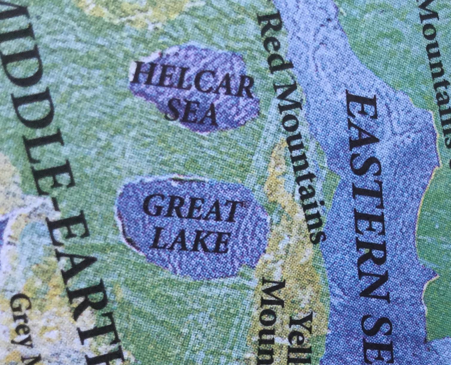 Sea of Helcar
