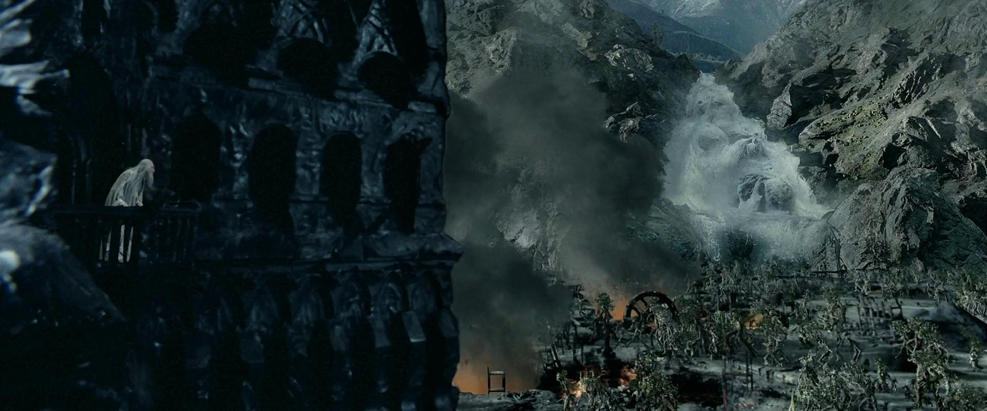 Destruction of Isengard
