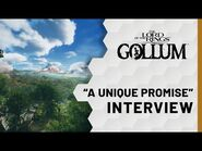 The Lord of the Rings- Gollum - A Unique Promise