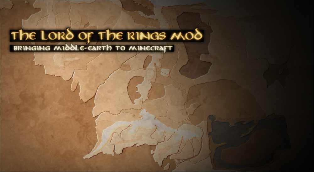 The Lord of the Rings Minecraft mod