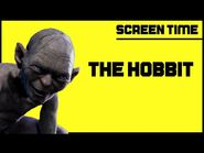 THE HOBBIT Characters Screen Time