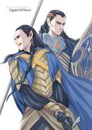 Elrond&Gil-Galad