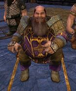 The Lord of the Rings Online - Bombur