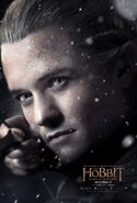 Legolas TBOT5A Poster