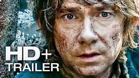 Exklusiv DER HOBBIT 3 Die Schlacht der Fünf Heere Trailer Deutsch German 2014 HD