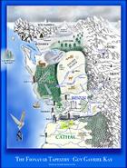 Fionavar Map