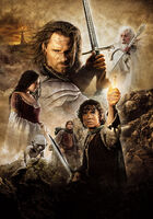 The Lord of the Rings The Return of the King poster 2
