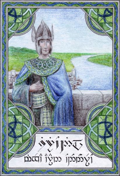 Siriondil (König von Gondor)