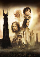 The Lord of the Rings The Two Towers poster 2