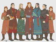 Sons of feanor by chillyravenart-dejie38