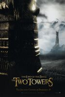 The Two Towers Poster 01