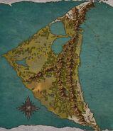 Mapa Amanu