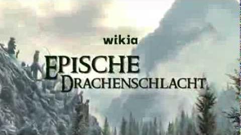 Wikias Epische Drachenschlacht