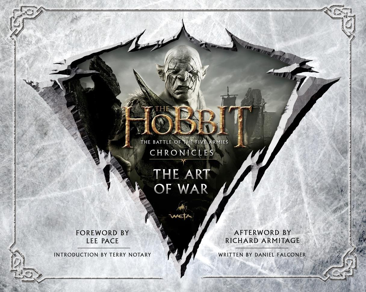 The Hobbit: The Battle of the Five Armies Chronicles: The Art of War