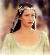Lord of the rings arwen crown