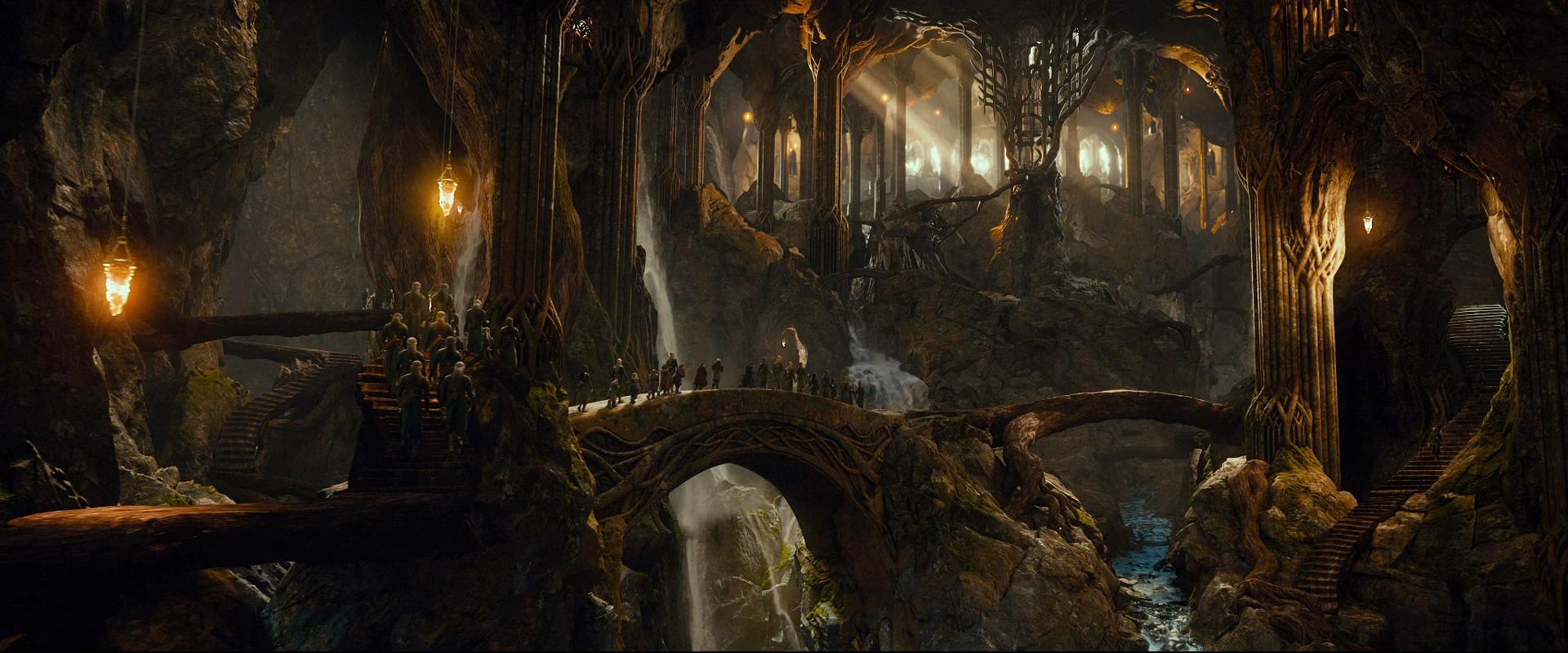 Elvenking's Halls