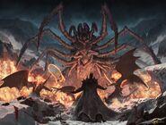 Мелькор проти Унґоліанти2