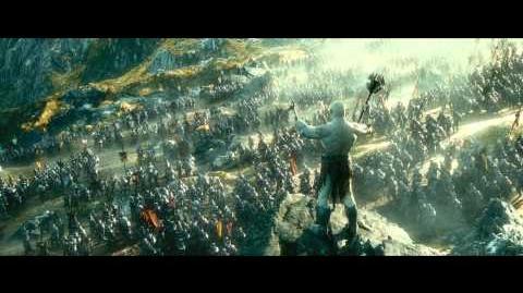 Der Hobbit Die Schlacht der fünf Heere - TV Spot 1