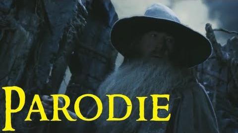 DER HOBBIT Trailer - Parodie Synchro Verarsche - (Deutsch German) Der Herr Der Ringe