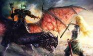 Éowyn Vs. The Witch-king